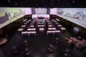 Corporate event at the Infinity Park Event Center
