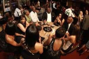Poker night birthday party