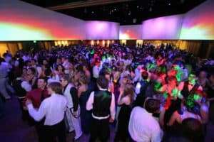 High school prom at Infinity Park Event Center
