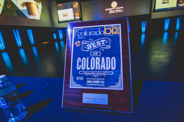 Colorado Small Biz Event At Infinity Park Event Center Ballroom