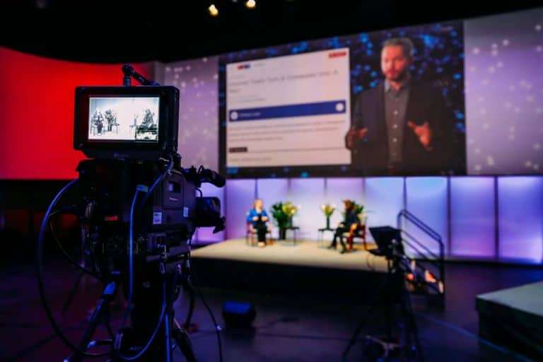 what a virtual streaming event could look like