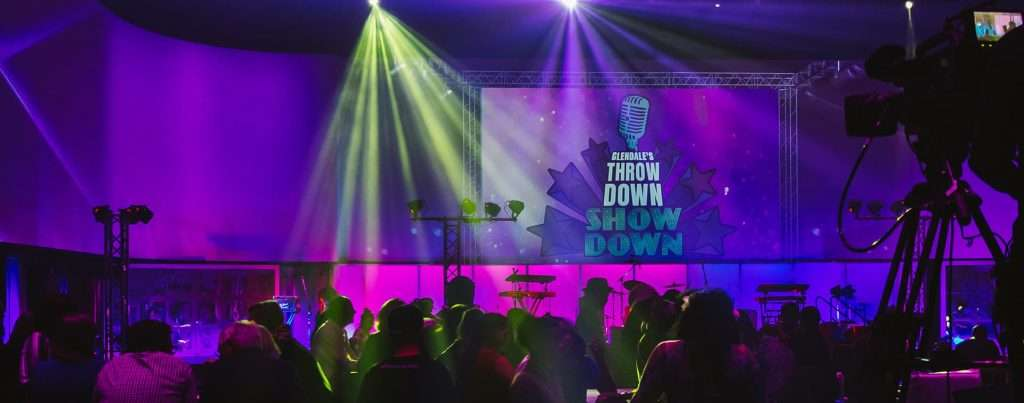 Throwdown Showdown Talent Competition is Back in 2021